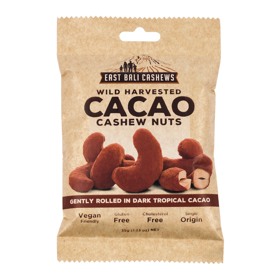 ADD ON: CACAO CASHEW NUTS