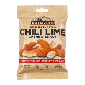 ADD ON: CHILI LIME CASHEW SNACK