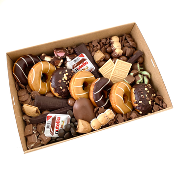Chocolate Platter (Auckland Only)-Gift Boxes and sweet treats New Zealand wide-Celebration Box NZ