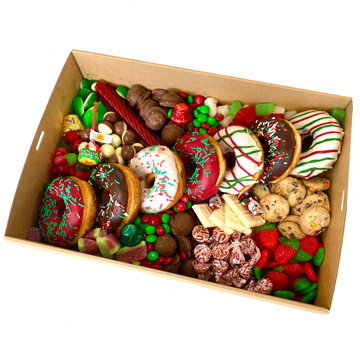 Christmas Candy Platter (Auckland Only)