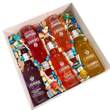 Cruising Out of Quarantine-Gift Boxes and sweet treats New Zealand wide-Celebration Box NZ