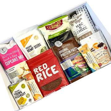 Dairy Free Vegan Care Pack