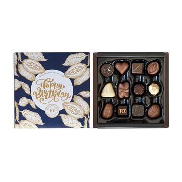 Devonport Chocolates Happy Birthday-Gift Boxes and sweet treats New Zealand wide-Celebration Box NZ