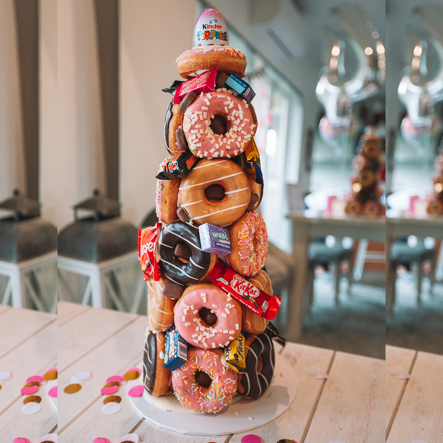 Donut Tower (PICK UP ONLY)