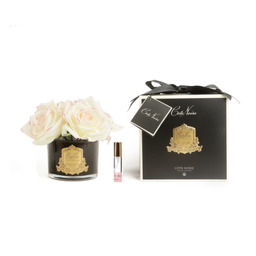 Côte Noire Perfumed Five Rose - Pink Blush-Gift Boxes and sweet treats New Zealand wide-Celebration Box NZ
