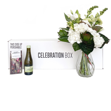 The Luxury Gift Box - White Florals