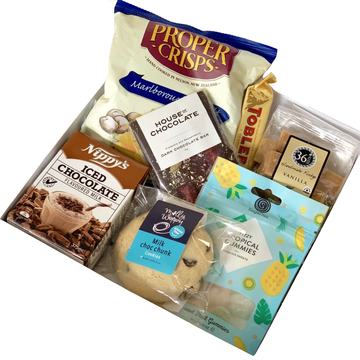 Gourmet Goodies (GF)-Gift Boxes and sweet treats New Zealand wide-Celebration Box NZ