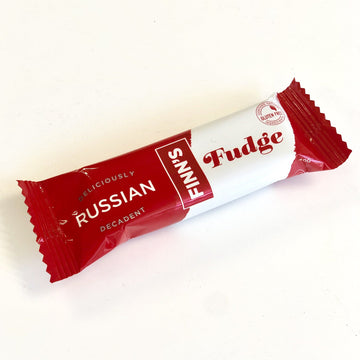ADD ON: Finn's Russian fudge bar 40g GF
