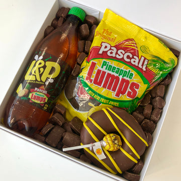 L&P Pineapple Lumps Twist Box