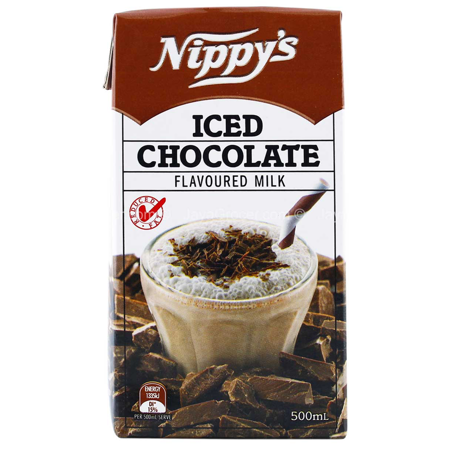 ADD ON: Nippy's Iced Chocolate 500ml