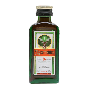 ADD ON: Miniature Jagermeister 20ml-Gift Boxes and sweet treats New Zealand wide-Celebration Box NZ