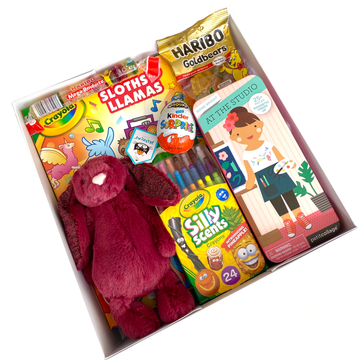 Kids Fun Box-Gift Boxes and sweet treats New Zealand wide-Celebration Box NZ
