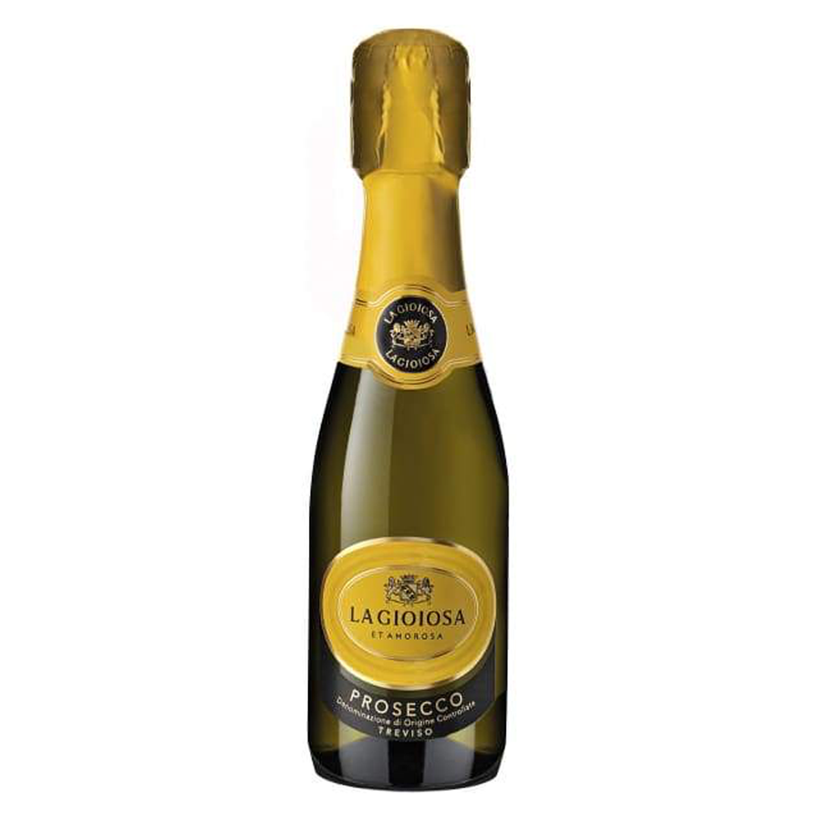 ADD ON: La Gioiosa Brut Prosecco 200ml