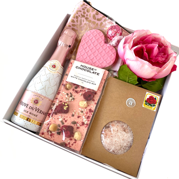 Make Her Blush-Gift Boxes and sweet treats New Zealand wide-Celebration Box NZ