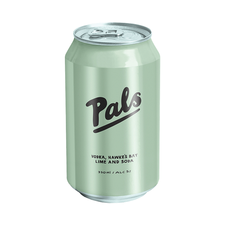 ADD ON: Pals Can Green 330ml