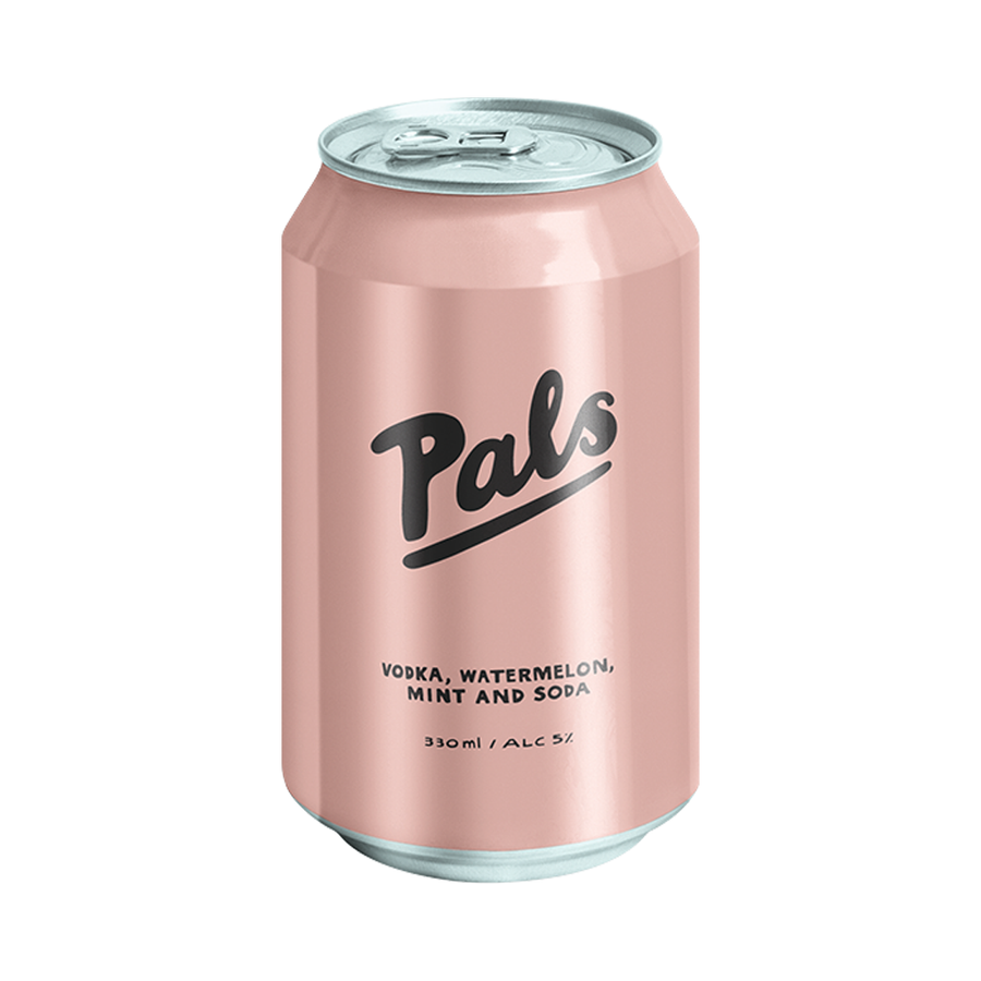 ADD ON: Pals Can Pink 330ml