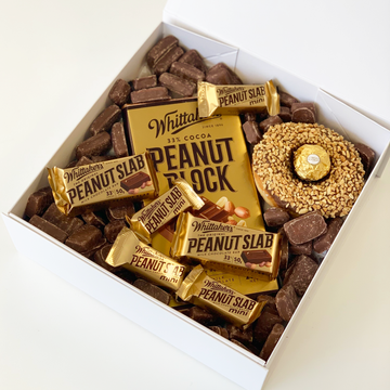 Peanut Slab Box
