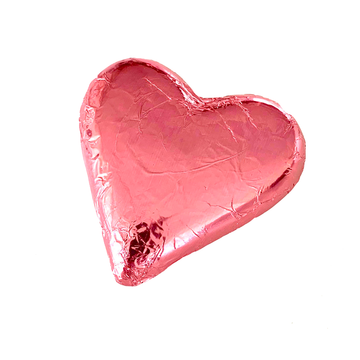 ADD ON: Pink Devonport Milk Chocolate Heart 30g