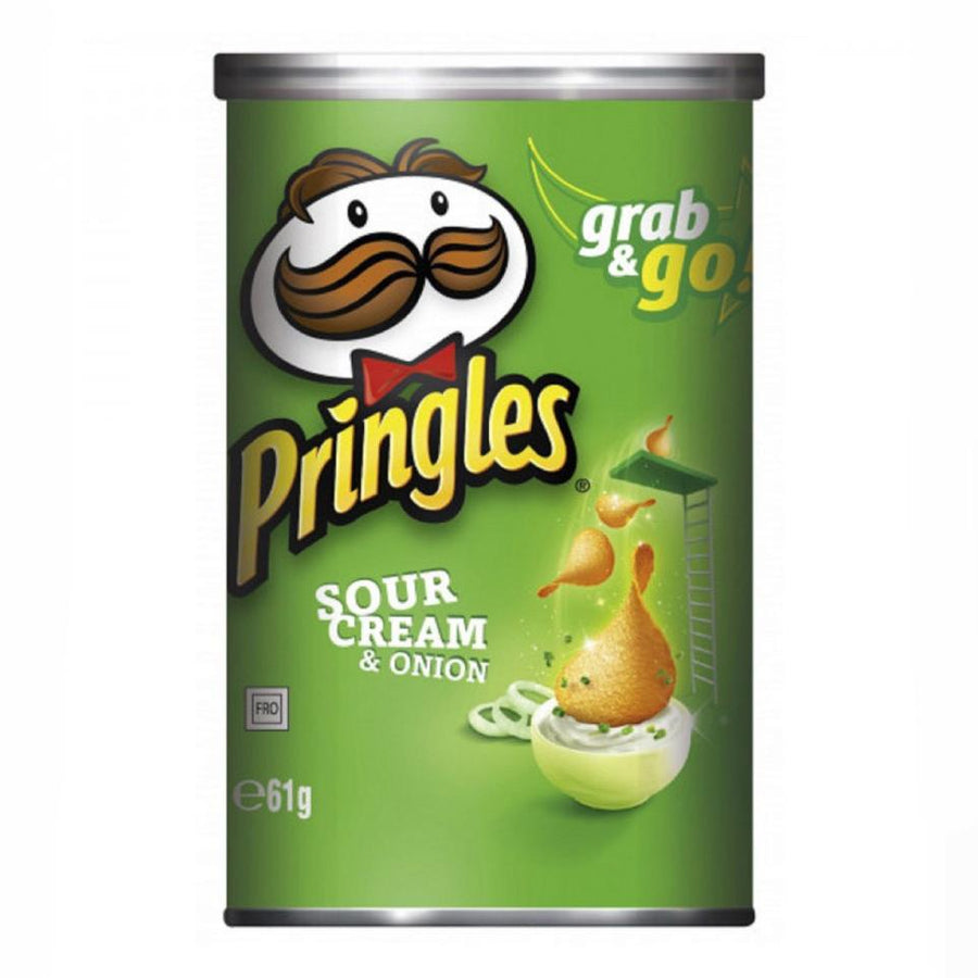 ADD ON: Pringles Mini
