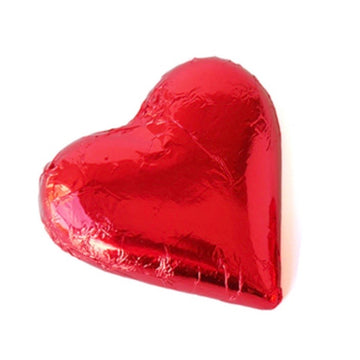 ADD ON: Red Devonport Milk Chocolate Heart 30g-Gift Boxes and sweet treats New Zealand wide-Celebration Box NZ