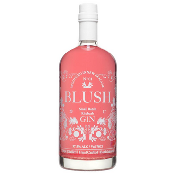 ADD ON: Blush Rhubarb Gin 250ml-Gift Boxes and sweet treats New Zealand wide-Celebration Box NZ