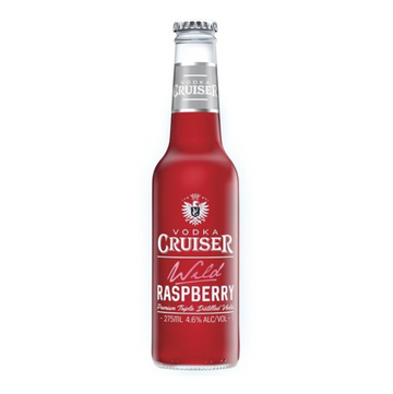 ADD ON: Vodka Cruiser Wild Raspberry 275ml