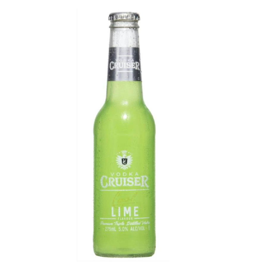 ADD ON: Vodka Cruiser Cool Lime 275ml-Gift Boxes and sweet treats New Zealand wide-Celebration Box NZ