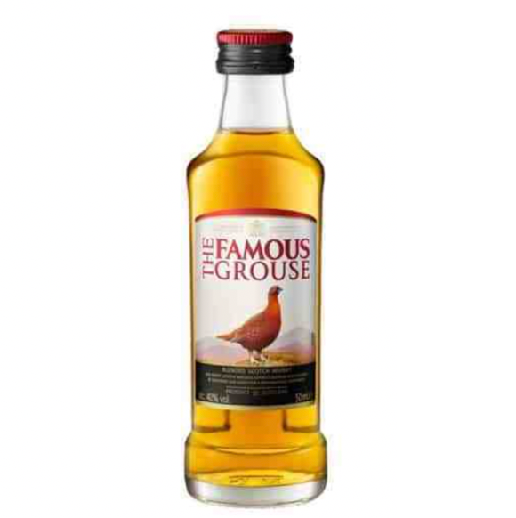 ADD ON: Miniature Famous Grouse Scotch Whisky 50ml
