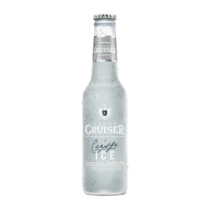 ADD ON: Vodka Cruiser Crisp Ice 275ml