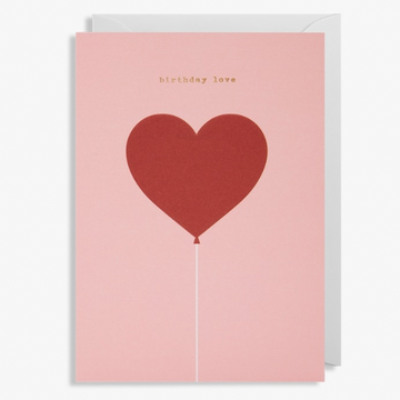 ADD ON: Happy Birthday Love Card