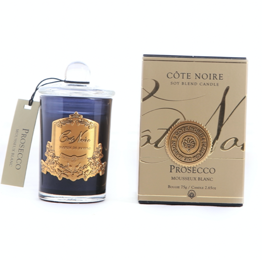 ADD ON: Cote Noire Soy Blend Candle - Prosecco