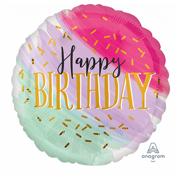 ADD ON: Happy Birthday Sprinkle Balloon (Auckland Only)