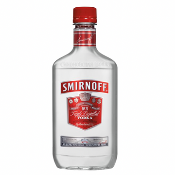ADD ON: Smirnoff Vodka 375ml