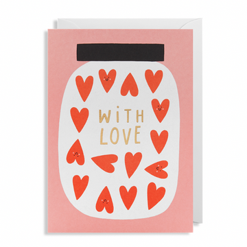 ADD ON: With Love Card