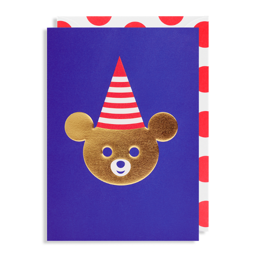ADD ON: Bear Card