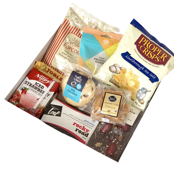 The Entertainer (GF)-Gift Boxes and sweet treats New Zealand wide-Celebration Box NZ