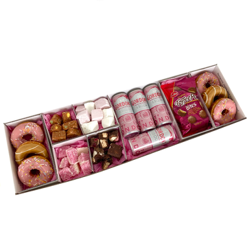 The Sharing Box - Pink-Gift Boxes and sweet treats New Zealand wide-Celebration Box NZ