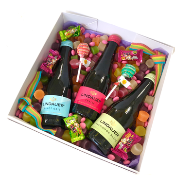 Wine O'Clock-Gift Boxes and sweet treats New Zealand wide-Celebration Box NZ