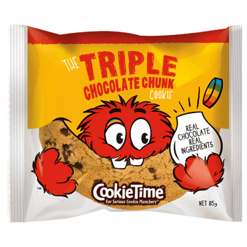 ADD ON: Cookie Time Cookie