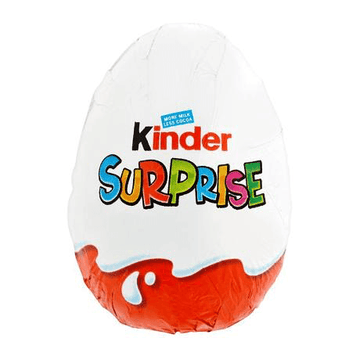 ADD ON: Kinder Surprise
