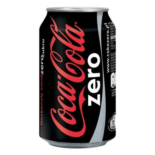 ADD ON: Coke Zero 330ml