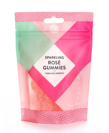 ADD ON: Sparkling Rose Gummies 100g GF