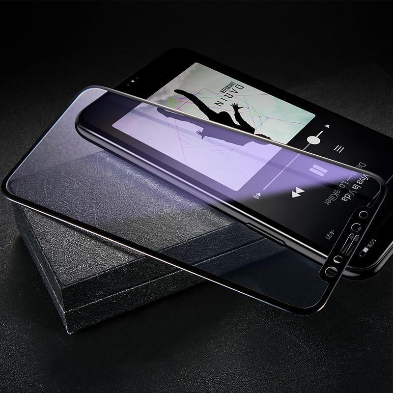 info for e8374 13e0a 3D Full Body Curved Tempered Glass For iPhone X