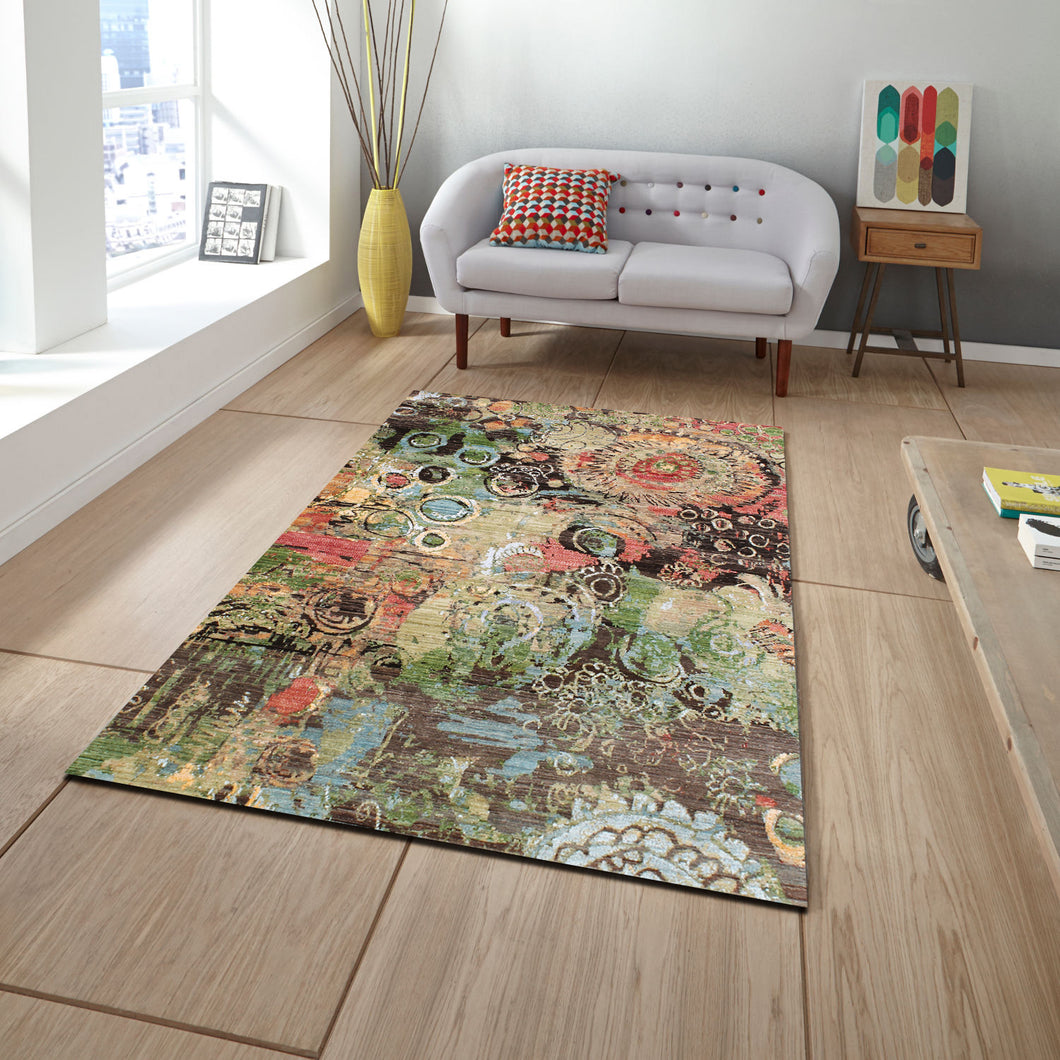Losowy - abstract in stock rugs