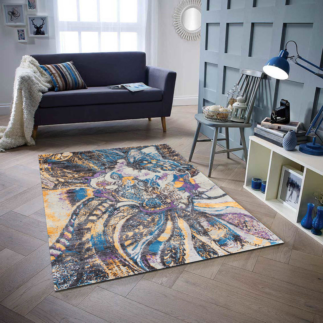 Hinay - Abstract In stock Rugs