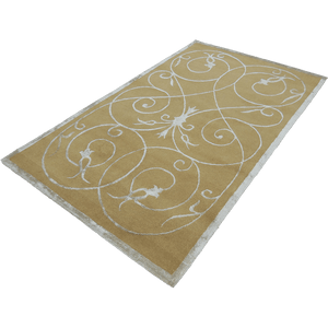 Vid - A symmetrical design area rug