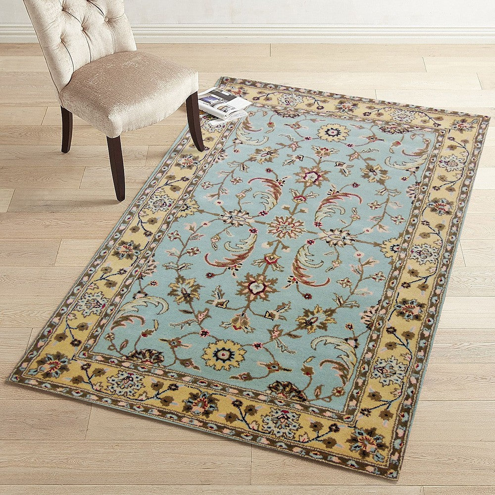 Aeros - A aubusson design indoor Rug