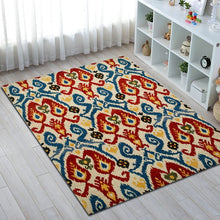 Almera - The rural designed living area rug