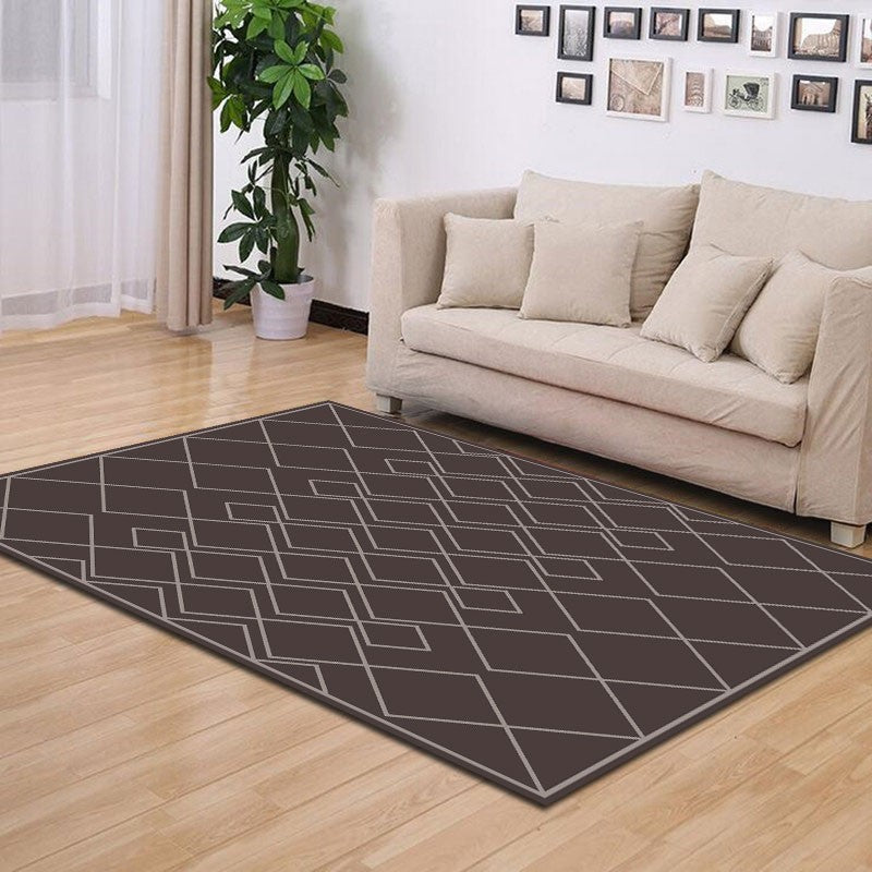 Mesh - The modern minimalist area rug