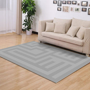 Labyrinth - The maze designed indoor area rug